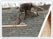 Roofng instalation on a house - with Demitonal Shinlges and some Repairs on the Flat roofing area , Guaranteed - Call for your free roofing estimate in Auburn Hills - oxford - rochester- troy-clarkston- oakland twp. orion twp. the south / east michigan