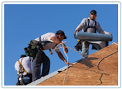 Roofing Replacement-Auburn Hills Michigan - New Shingles on A Home , Free Roofing Quotes and Estimates on homes and Business.